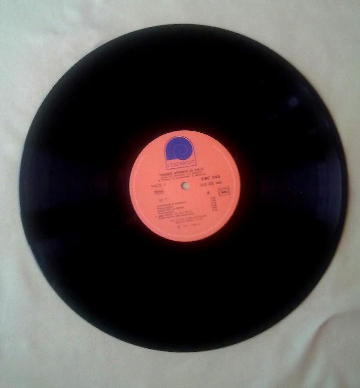 Discos de vinilo: FRANCOIS BERANGER. - Foto 9 - 107724343