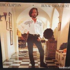 Discos de vinilo: ERIC CLAPTON - ROYAL TREATMENT - 3 LP RARA EDICIÓN VINILO COLOR AZUL. Lote 107732835