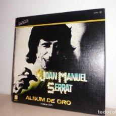 Discos de vinilo: JOAN MANUEL SERRAT -POEMA DE AMOR -ALBUM DE ORO--CONTIENE 4 LPS AÑO 1981 -SERDISCO-ZAFIRO-. Lote 107743795