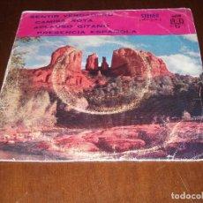 Discos de vinilo: JULIO LLORENTE, SENTIR VERDADERO, EP BCD 1975, PROMOCIONAL,. Lote 107754367