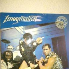 Discos de vinilo: IMAGINATION SUPER SINGLE 45 RPM MUSIC AND LIGHTS 1982. Lote 107776139