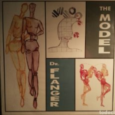 Discos de vinilo: THE MODEL/DR FLANGER GASA 1989. Lote 107806120