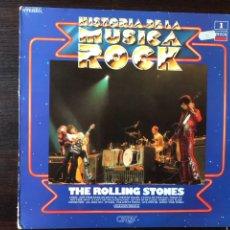 Discos de vinilo: HISTORIA DE LA MÚSICA ROCK. CIEN DISCOS.. Lote 107814942