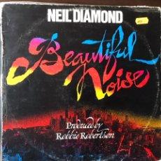 Discos de vinilo: BEAUTIFUL NOISE. NEIL DIAMOND. Lote 107815256