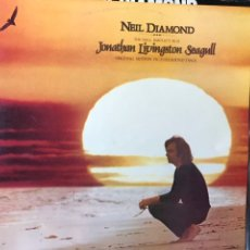Discos de vinilo: JONATHAN LIVINGSTON SEAGULL. NEIL DIAMOND. Lote 107815266