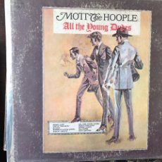 Discos de vinilo: ALL THE YOUNG DUDES. MOTT THE HOOPLE. Lote 107815775