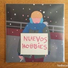 Discos de vinilo: NUEVOS HOBBIES: GRIPE (EP 7 PULGADAS). Lote 107818851