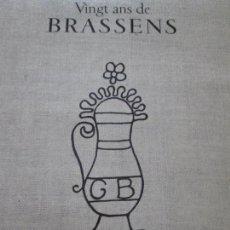 Discos de vinilo: CAJA-VINILOS(11)-VINGT ANS DE BRASSENS-POÊMES & CHANSONS-1973-VINILOS Y FUNDAS NUEVOS. Lote 107830107