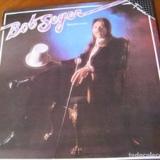 Discos de vinilo: BOB SEGER - BEAUTIFUL LOSER ; PERFECTO ESTADO. Lote 107839459