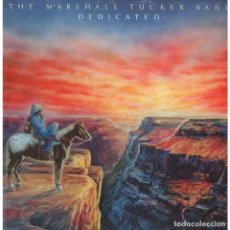 Disques de vinyle: THE MARSHALL TUCKER BAND - DEDICATED - WARNER BROS. RECORDS S 90.428 - 1981. Lote 107841591