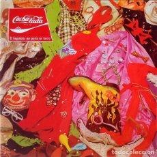 Discos de vinilo: CUCHARADA EL LIMPIABOTAS QUE QUERIA SER TORERO LP VINILO ED.LTDA - GATEFOLD - NUEVO Y PRECINTADO. Lote 107846031
