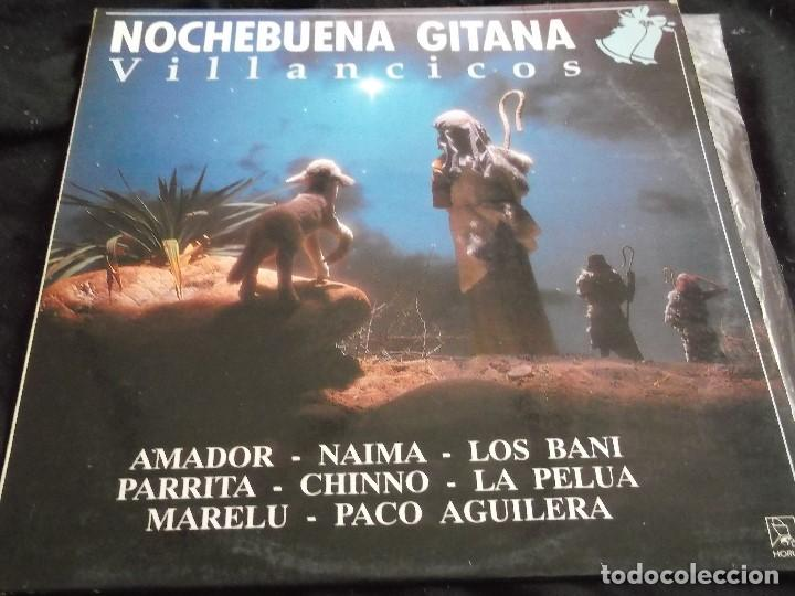LP NOCHEBUENA GITANA (Música - Discos - LP Vinilo - Flamenco, Canción española y Cuplé)