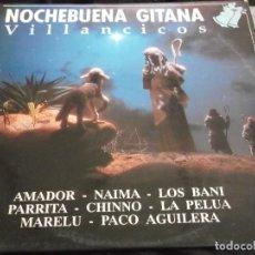 Discos de vinilo: LP NOCHEBUENA GITANA. Lote 107895019