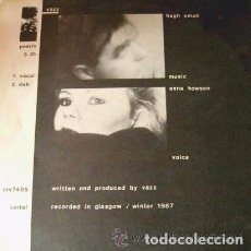 Discos de vinilo: VAZZ - PEARLS (1987). INDIE ROCK, AMBIENT . MAXI-SINGLE UK 1987. Lote 107899031