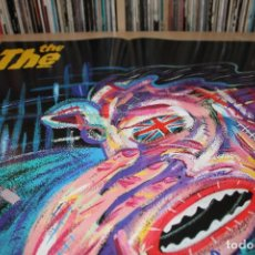 Discos de vinilo: THE THE -LP- INFECTED UK 80'S 1ED LIMITED EDITION + POSTER. Lote 107921891