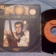 Discos de vinilo: EL NOI - LERELERELE / MARIA ANTONIA - SINGLE ESPAÑOL DE 1971 - DISCOPHON S-5180. Lote 117611816
