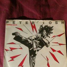 Discos de vinilo: PETER TOSH STEPPING RAZOR. Lote 107934348