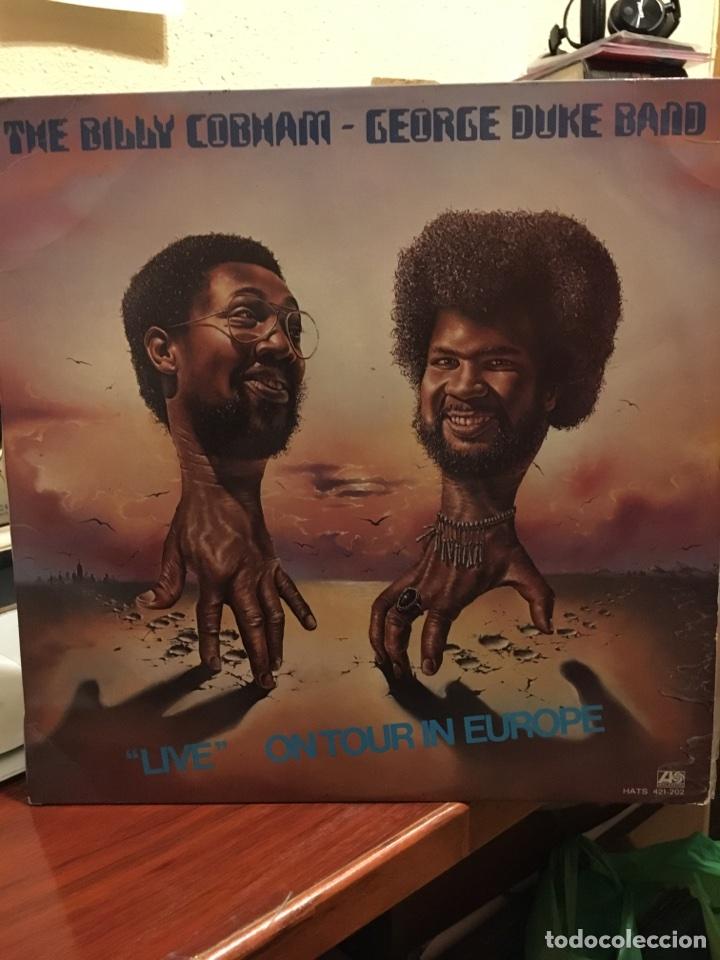 The Billy Cobham George Duke Band Live On Tour Kaufen Vinyl
