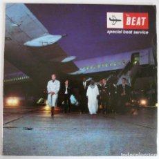 Discos de vinilo: LP - THE BEAT - SPECIAL BEAT SERVICE - GO-FEET RECORDS (I-204923) SPAIN 1982 - VG+/VG+. Lote 107944743