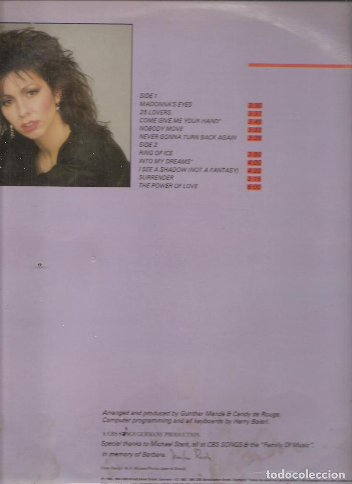 Discos de vinilo: DISCOS LP: JENNIFER RUSH. (ST/C1) - Foto 2 - 107960111