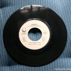 Discos de vinilo: MADNESS. SINGLE THE SUN AND RHE RAIN / TIME OF TEA. Lote 107964115