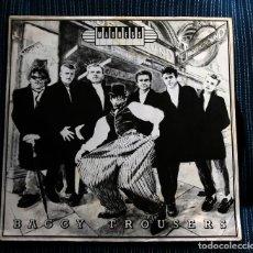 Discos de vinilo: MADNESS / BAGGY TROUSERS / THE BUSINESS (SINGLE STIFF 1980 UK). Lote 107964319