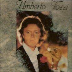 Discos de vinilo: DISCOS LP: UNBERTO TOZZI. GLORIA. DOBLE CARPETA.(ST/C2). Lote 107987047