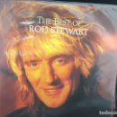 Discos de vinilo: ROD STEWART - THE BEST - LP. Lote 132358649