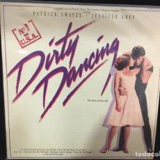 Discos de vinilo: DIRTY DANCING - LP BSO. Lote 146345845