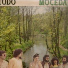 Discos de vinilo: DISCOS LP: TODO MOCEDADES. (ST/C2). Lote 107998511