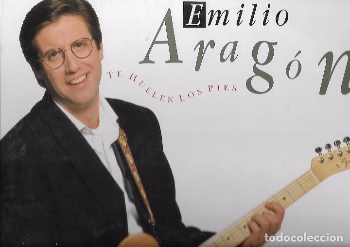 VINILO EMILIO ARAGON (Música - Discos - Singles Vinilo - Pop - Rock Internacional de los 90 a la actualidad)