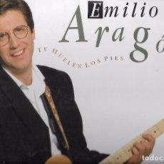 Discos de vinilo: VINILO EMILIO ARAGON. Lote 112865775