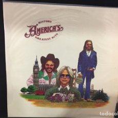 Discos de vinilo: AMERICA - GREATEST HITS - LP. Lote 108008435