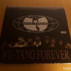 Discos de vinilo: WU TANG CLAN -FOREVER- EDICION VINILO. Lote 108010067