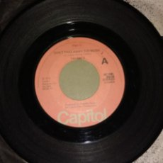 Discos de vinilo: TAVARES – DON'T TAKE AWAY THE MUSIC (PART 1) / DON'T TAKE AWAY THE MUSIC (PART 2). Lote 108020235