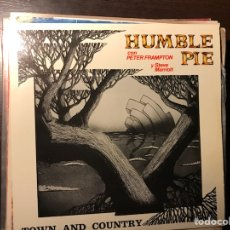 Discos de vinilo: TOWN AND COUNTY. HUMBLE PIE. Lote 108032558