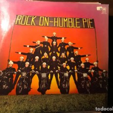 Discos de vinilo: ROCK-ON. HUMBLE PIE. Lote 108032655