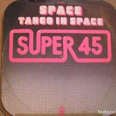 Discos de vinilo: SPACE ?– TANGO IN SPACE / MAGIC FLY - HISPAVOX 1977 - MAXI - P. Lote 108052531