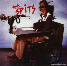 Discos de vinilo: LP THE SPITS VINILO GARAGE PUNK. Lote 108067215