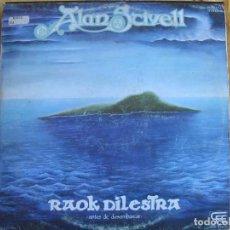 Discos de vinilo: LP - ALAN STIVELL - RAOK DILESTRA (SPAIN, BOCACCIO RECORDS 1977). Lote 108076855