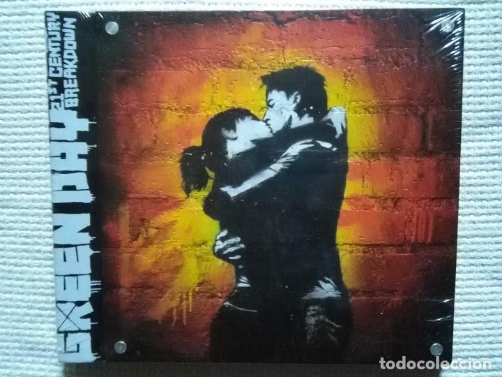 GREEN DAY - '' 21ST CENTURY BREAKDOWN '' 3 LP 10'' + CD + LIBRETO LIMITED 3000 COPIAS SEALED (Música - Discos - LP Vinilo - Pop - Rock Extranjero de los 90 a la actualidad)