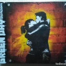 Discos de vinilo: GREEN DAY - '' 21ST CENTURY BREAKDOWN '' 3 LP 10'' + CD + LIBRETO LIMITED 3000 COPIAS SEALED. Lote 108082867