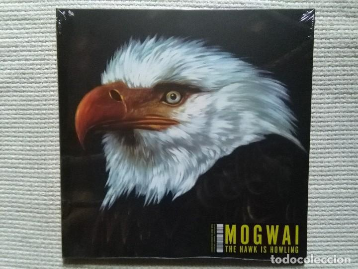 MOGWAI - '' THE HAWK IS HOWLING '' 2 LP REISSUE EU 2013 SEALED (Música - Discos - LP Vinilo - Pop - Rock Extranjero de los 90 a la actualidad)