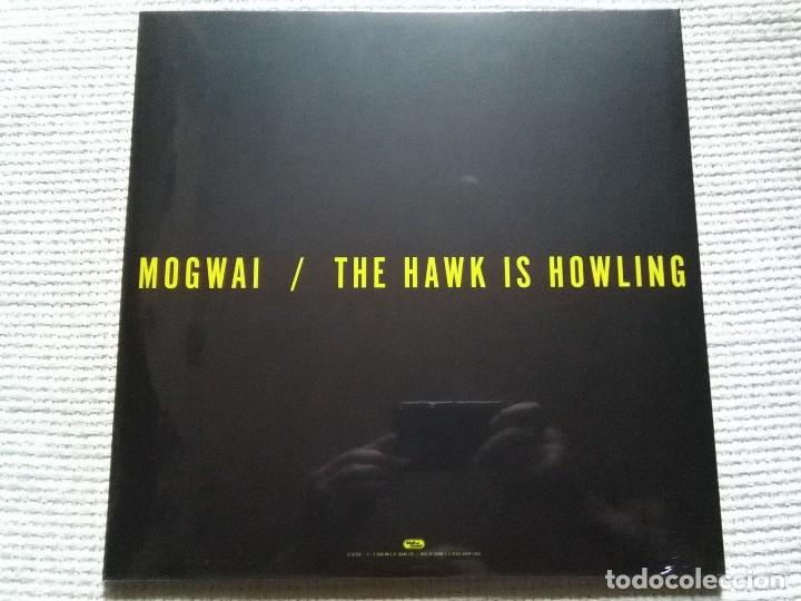 Discos de vinilo: MOGWAI - THE HAWK IS HOWLING 2 LP REISSUE EU 2013 SEALED - Foto 2 - 108088579