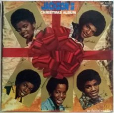Discos de vinilo: THE JACKSON FIVE 5. CHRISTMAS ALBUM. TALMA MOTOWN. UK 1970 LP ORIGINAL. Lote 108093767