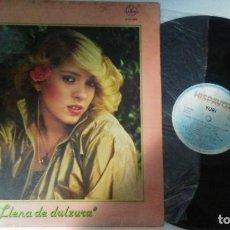 Discos de vinilo: YURI LLENA DE DULZURA HISPAVOX 1982. Lote 108130503