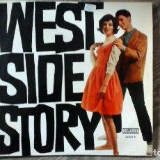 Discos de vinilo: WEST SIDE STORY LP 10 1964 ORLADOR SPAIN. Lote 108221203