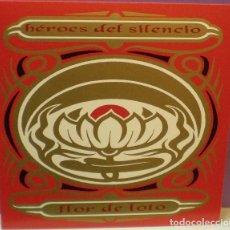Dischi in vinile: HÉROES DEL SILENCIO - FLOR DE LOTO - SG 7' / 2007. Lote 108236359