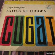 Discos de vinilo: LP-XAVIER CUGAT EXITOS DE EUROPA MERCURY 125363 SPAIN 1962. Lote 108236379