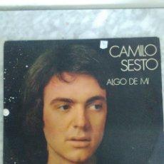 Discos de vinilo: ALGO DE MI . ARIOLA STEREO. Lote 108240491